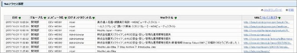 Web-List